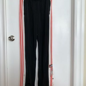 Adidas snap off pants